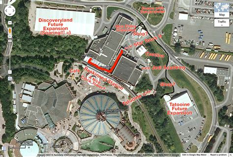 r layout land star wars land and its layout wdwmagic unofficial walt