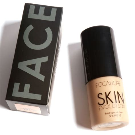 Foundation Focallure focallure foundation makeup base liquid foundation bb