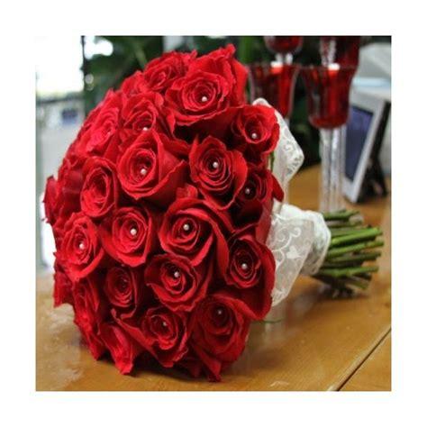 Buket Bunga Hadiah Ulang Tahun Mawar Merah toko bunga jakarta florist flowers shop indonesia