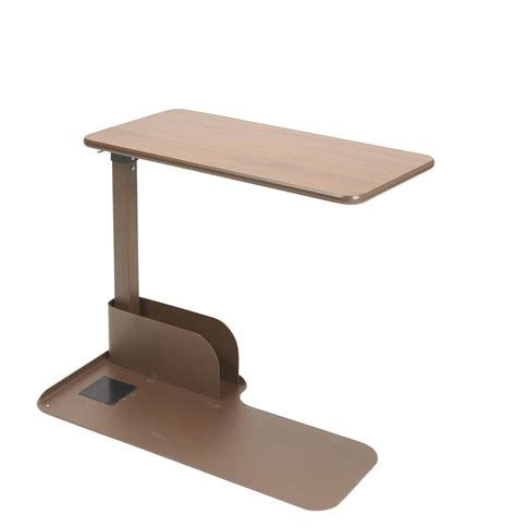 swing away chair table com drive medical seat lift chair right side