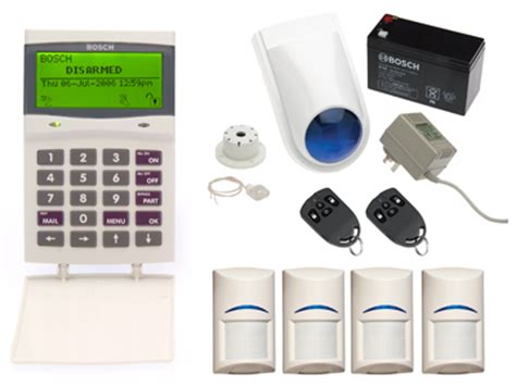 bosch wireless alarm images