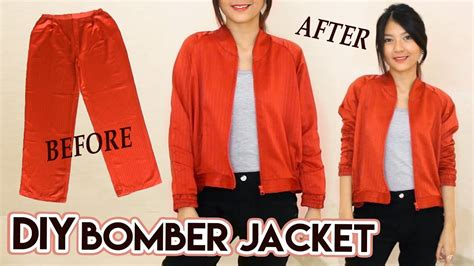 8 Tips For Caring After Vintage Garments by Diy Turn Into Bomber Jacket Satin Raglan