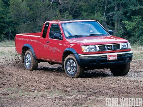 small engine maintenance and repair 1998 nissan frontier transmission control 1998 nissan frontier four wheeler magazine
