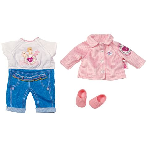 Wardrobe For Baby Clothes by Baby Born Streetwear Clothes New Ebay