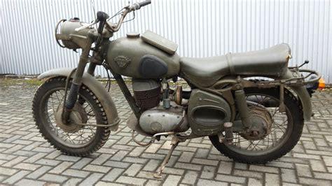 Motorräder Verkaufen by Panzer Handel Bundeswehr Maico 250b Motorrad