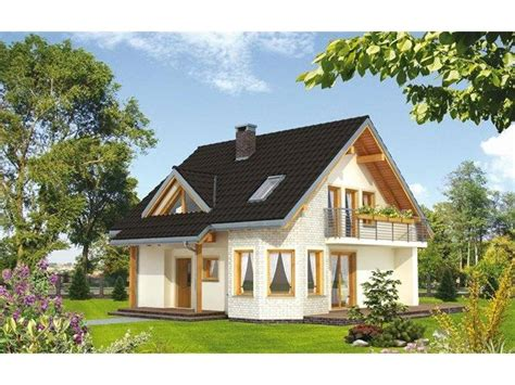 houses with attic for families with 2 children three