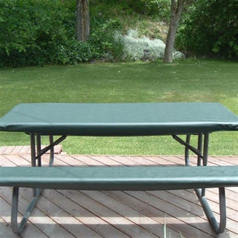 Picnic Table Covers by High Quality Vinyl Picnic Tablecloths
