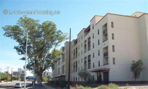 arizona low income housing sentinel plaza senior apartments 125 south linda avenue tucson az 85745