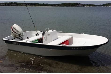 skiff boats for sale nj maritime 1480 sport skiff boats for sale in tuckerton new
