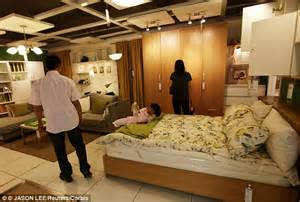 where can i buy model home furniture would you buy flat pack clothing from ikea business