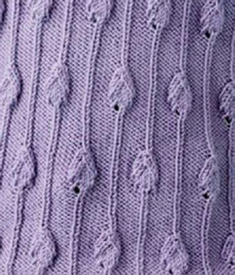 knitting yon and yrn leaf and stem knitting stitch knitting kingdom
