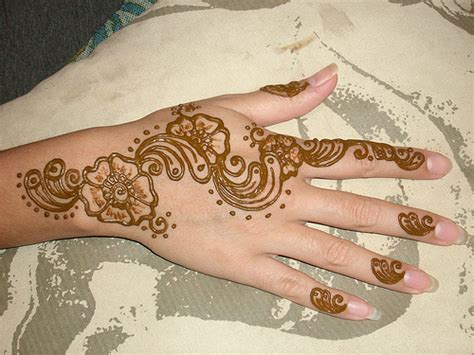 design henna kaki simple arabic mehndi free simple henna designs