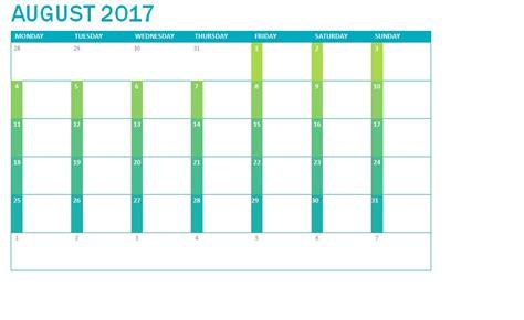 Calendar Printable 2017 18 Printable Calendar 2017 18