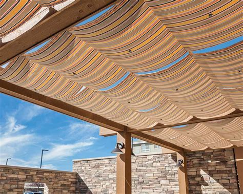 cable awnings and slide on wire canopies slide wire cable canopies sugarhouse awning