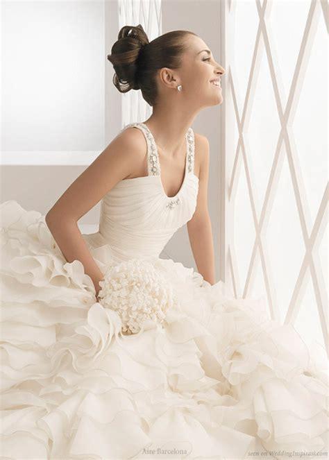 aire barcelona wedding gowns wedding inspirasi