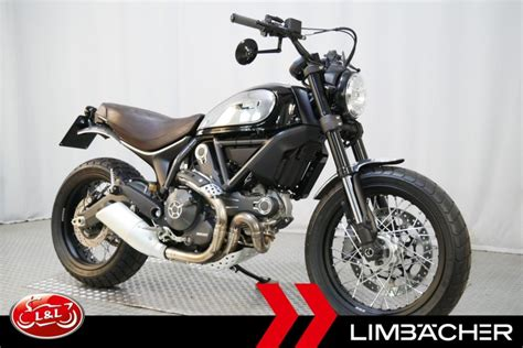 Motorrad Classic Ducati by Ducati Scrambler Classic