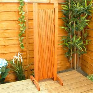 stand alone trellis expanding fence garden screen trellis style expands to 6 4