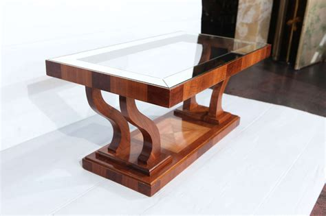 beautiful deco coffee table at 1stdibs