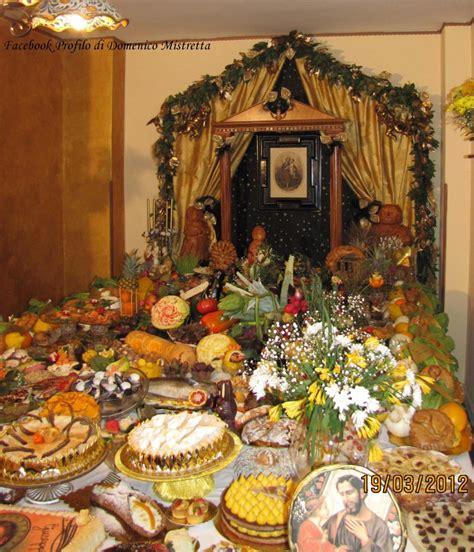 tavolata di san giuseppe solennit 224 di san giuseppe a roccapalumba food tour sicily