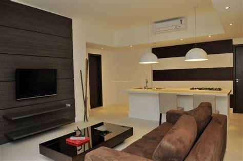 Living Room Together With Bedroom luxury apartment in de janeiro copacabana object no