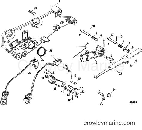 mercruiser alpha two parts diagram engine auto wiring