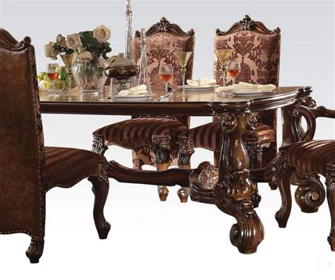 7 piece dining room table sets versailles rectangular table 7 piece dining room set