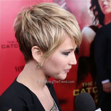 jennifer lawrence hair colors for two toned pixie jennifer lawrence short hair 2014 to do list pinterest