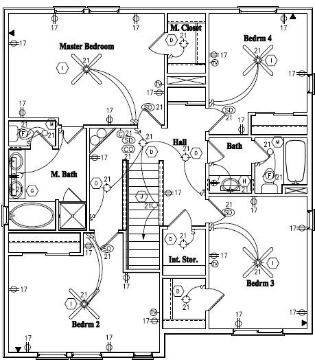 house layout terminology house blueprints terms