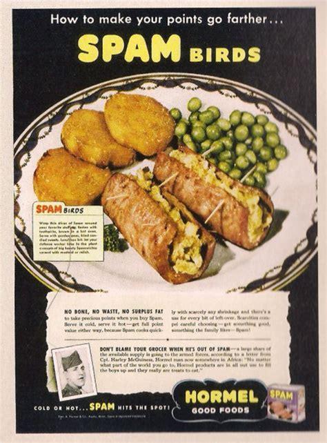 18 strange thanksgiving dinner ideas from vintage ads