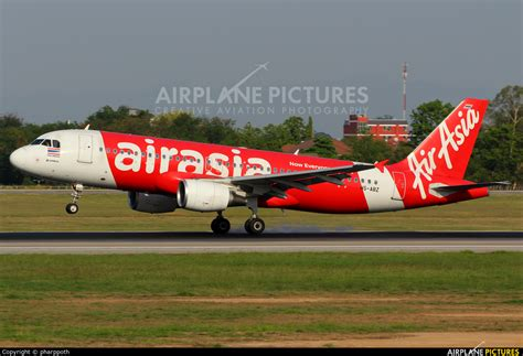 airasia thailand hs abz airasia thailand airbus a320 at chiang mai