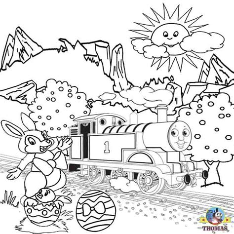 easter train coloring page free printable easter worksheets thomas the train coloring