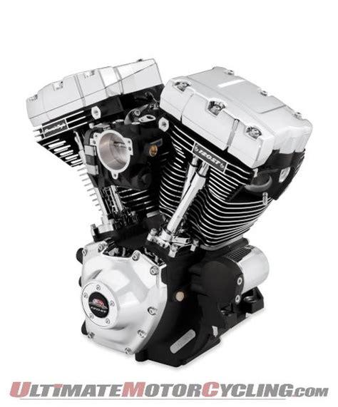 screamin eagle motor harley rolls out 120ci screamin eagle se120st crate motor