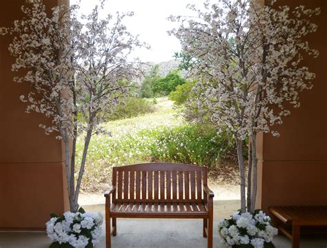 for tree tree rental for weddings events artificial plants faux trees