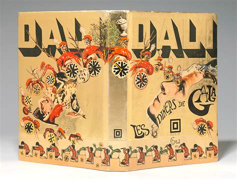 dal the wines of gala books salvador dali diners de gala edition bauman