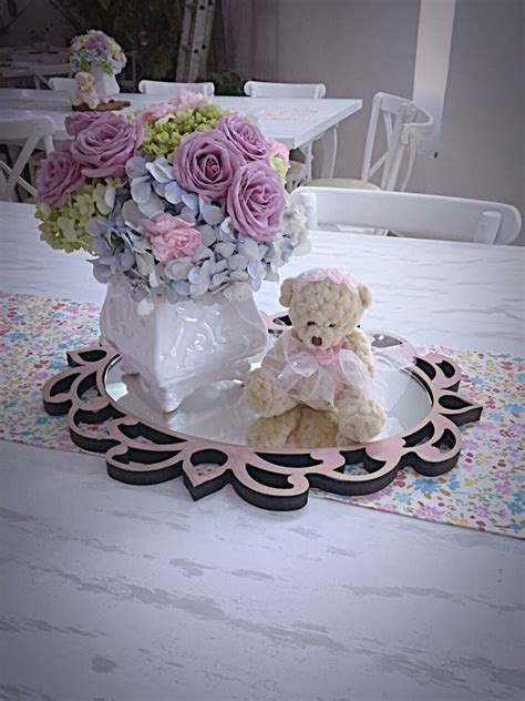 centro de mesa baby shower ni 241 a baby shower baby shower decorations baby shower