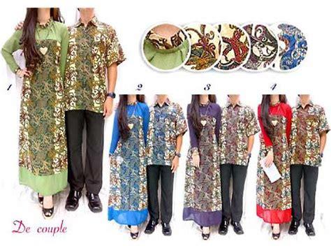 Set Dress Maxi Dan Kemeja Batik Pria Manikmaya Cp batik fashion butiq laman 3
