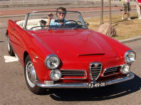 classic and vintage cars classic alfa romeo 2600 spider