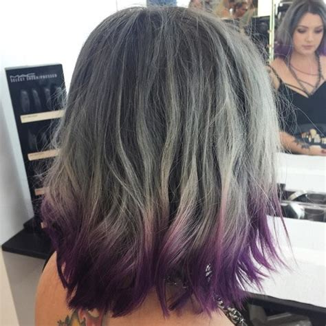 hairstyles for long dip dyed hair 20 dip dye hair ideas delight for all