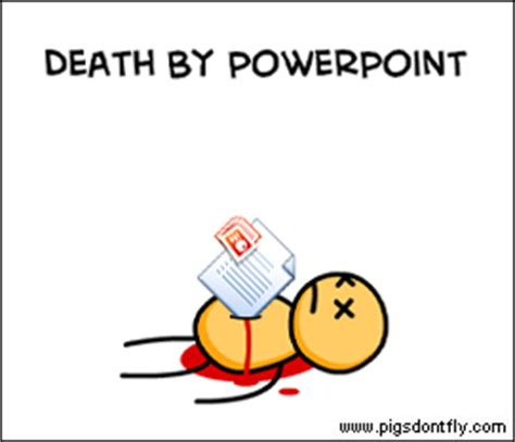 by by death by powerpoint by zacthetoad on deviantart