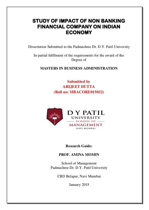 Value Of Distance Mba In India by Dissertation Indian Economy