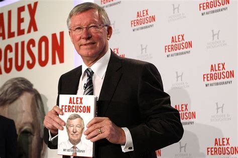 Alex K Goes Shopping Desperate Book Tour Edition by Manchester United Fan In 35 Hour Wait To Buy Sir Alex