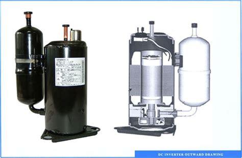 Compresor Ac Sharp 1 2 Pk aire acondicionado split compresor dc inverter