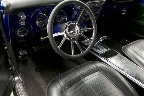 1967 Firebird Interior by 1967 Pontiac Firebird Custom Convertible 189461