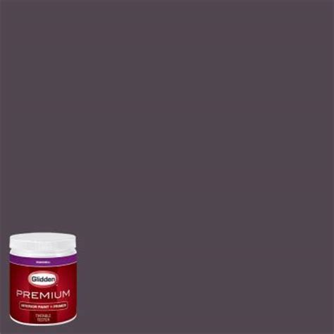 glidden team colors 8 oz cfb 062a ncaa kansas state purple interior paint sle