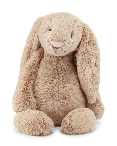 Mk N Kid Stelan Rabbit jellycat bashful plush chime bunny pink