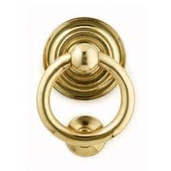 classic ring brass door knocker brass gallery