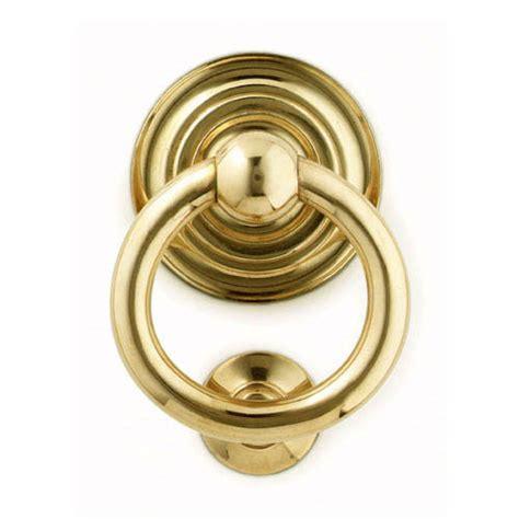 Front Desk Signs Classic Ring Brass Door Knocker Brass Gallery