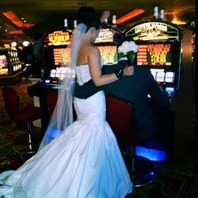 Dancing, Dining and DIY Modern Vegas In Suite Wedding