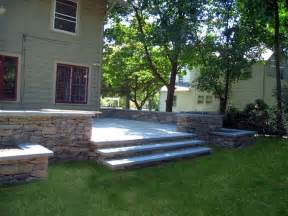 raised patio with walls house ideas pinterest