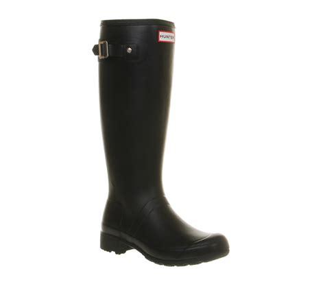 womans rubber boots womens original tour black rubber boots ebay
